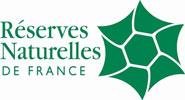 logo réserve naturelle de france